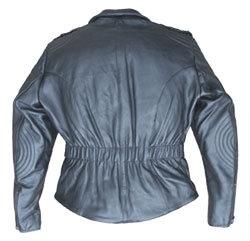 Motorcycle JacketSkorpion ClassicCownappa Leatherblack