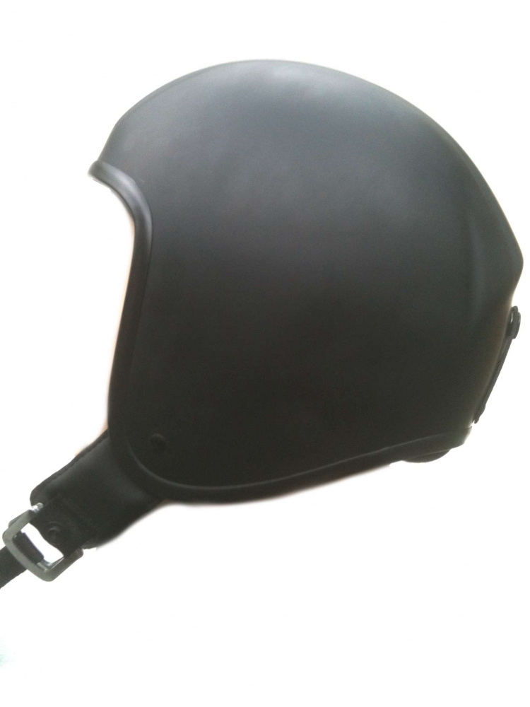 Motorradhelm Skorpion Titan II Jethelm schwarz-matt