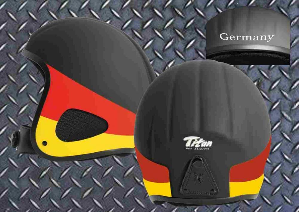 Motorradhelm Skorpion Titan Germany Jethelm