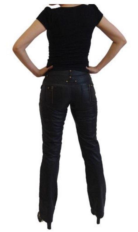 Lederhose Ricano Inspirit schwarz