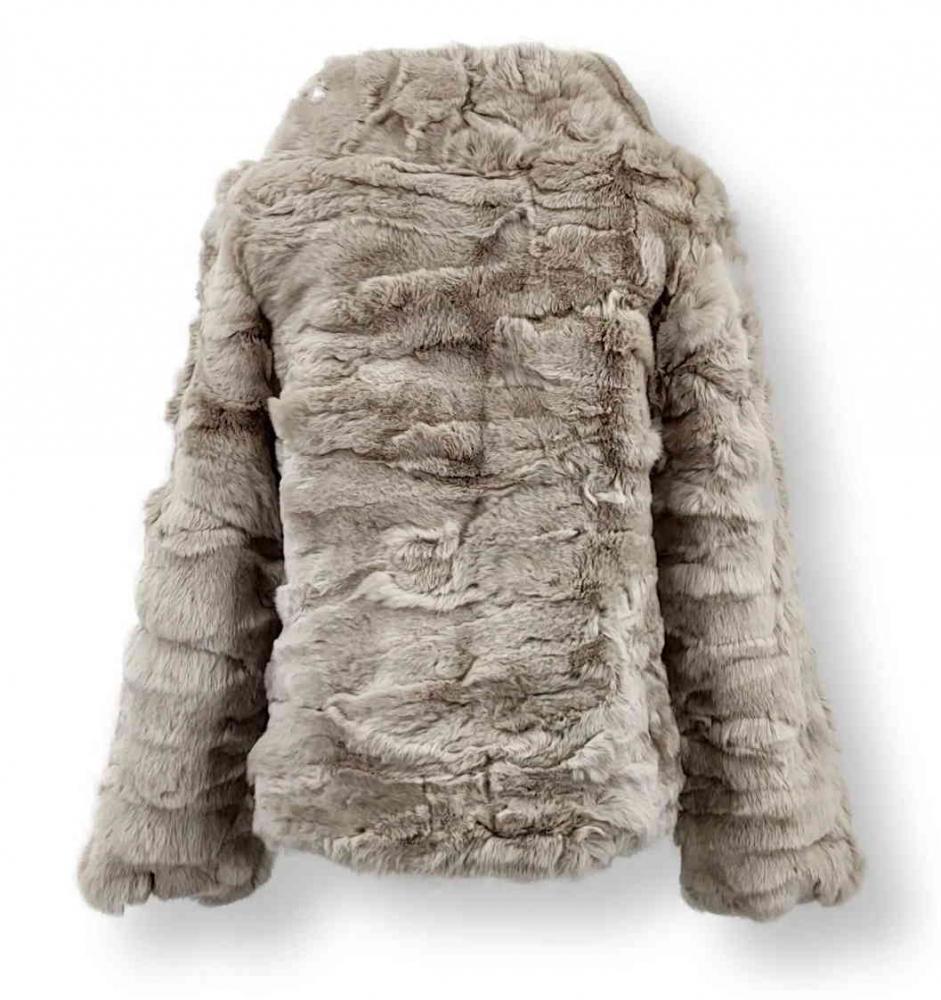 Pelzjacke Levinsky Furs Rex Kanin black