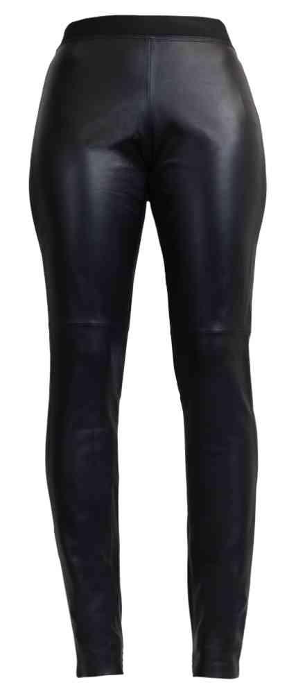 Lederhose Ricano Lodra schwarz