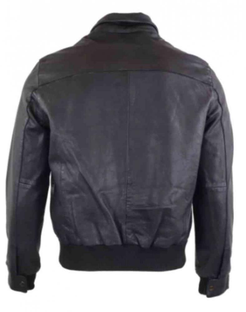 Leather Jacket Ricano Tito black
