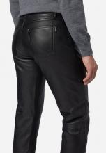 Lederhose Ricano 501 schwarz