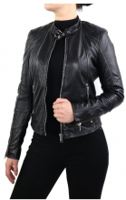 Leather Jacket Women Ricano Linda black