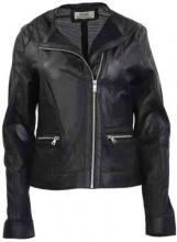 Leather Jacket Ricano Road Lambskin black