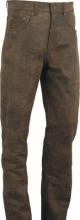Leather Pants Fuente deluxe 501 Buffalo Antique Leather brown